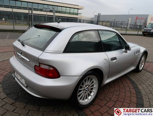 2002 BMW Z3 Coupe 3.0L Aut LHD  For Sale (picture 3 of 6)
