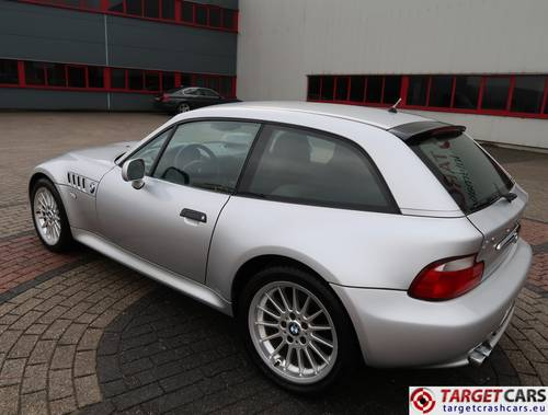 2002 BMW Z3 Coupe 3.0L Aut LHD  For Sale (picture 4 of 6)