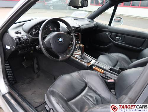 2002 BMW Z3 Coupe 3.0L Aut LHD  For Sale (picture 5 of 6)