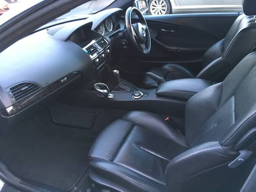 2006 BMW 6 SERIES 4.8 V8 650I SPORT COUPE AUTO 363 BHP SOLD (picture 6 of 6)