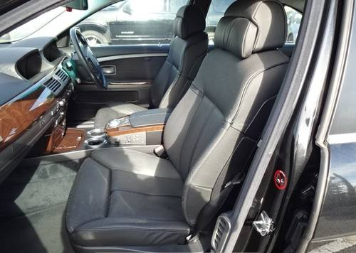 2006 BMW 745i AUTOMATIC 4.4 ONLY 41000 MILES * HIGH JAPANESE SPEC For Sale (picture 3 of 6)
