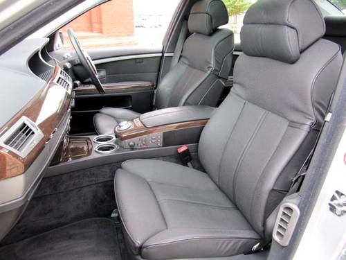 2003 BMW 7 SERIES 745i AUTOMATIC * ONLY 24000 MILES For Sale (picture 5 of 6)