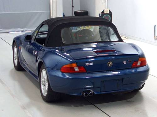 2000 BMW Z3 ROADSTER CONVERTIBLE 2.0 AUTO LEATHER  39000 MILES For Sale (picture 2 of 6)