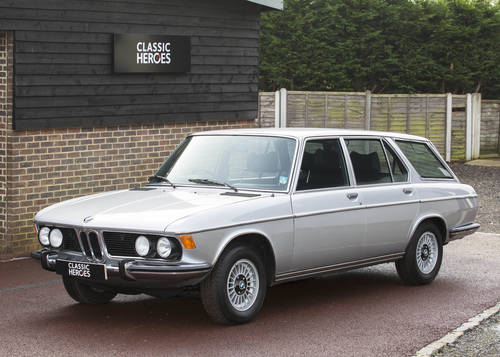 1974 BMW E3 3.0 Si Estate (The last survivng one) For Sale (picture 1 of 6)