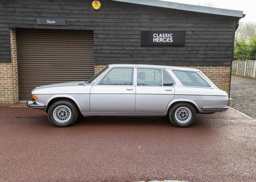 1974 BMW E3 3.0 Si Estate (The last survivng one) For Sale (picture 3 of 6)