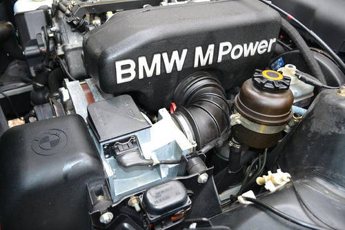 1992 BMW E30 M3 Convertible Only 21,000 miles SOLD (picture 6 of 6)