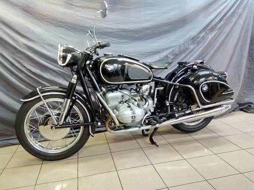 1961 BMW R69S HISTORICAL WINNER  KAISER POWER KIT 750cc For Sale (picture 1 of 6)