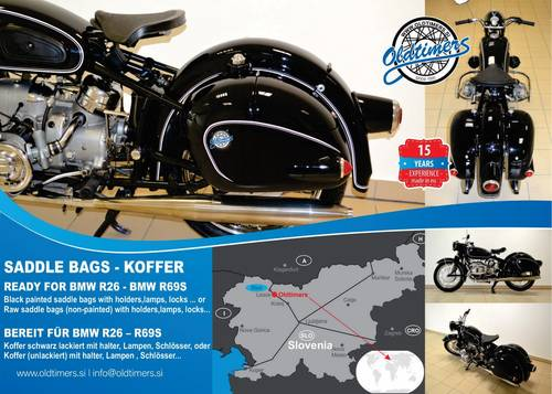 1961 BMW R69S HISTORICAL WINNER  KAISER POWER KIT 750cc For Sale (picture 6 of 6)