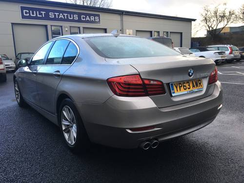 2013 BMW 5 SERIES 2.0 181 BHP 520D SE SALOON SOLD (picture 4 of 6)