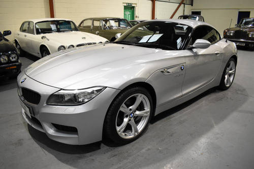 2013 1 owner, 15000 mls, 2.0 SDrive M Sport For Sale (picture 3 of 6)