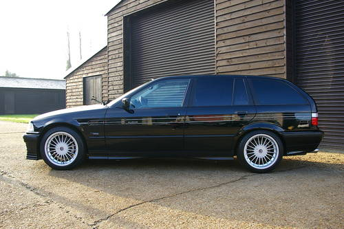 1999 BMW ALPINA E36 B3 3.0 Touring Manual (58,842 miles) SOLD (picture 1 of 6)