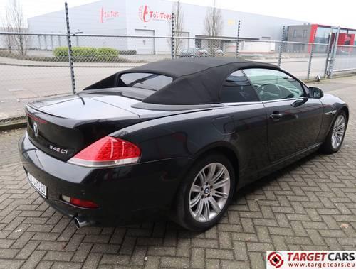 2004 BMW 645CI Cabrio E64 333HP RHD For Sale (picture 2 of 6)