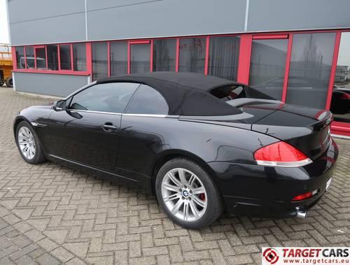 2004 BMW 645CI Cabrio E64 333HP RHD For Sale (picture 3 of 6)