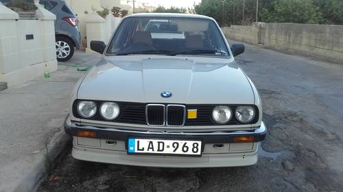 1986 BMW 316 18 horse power For Sale (picture 4 of 6)