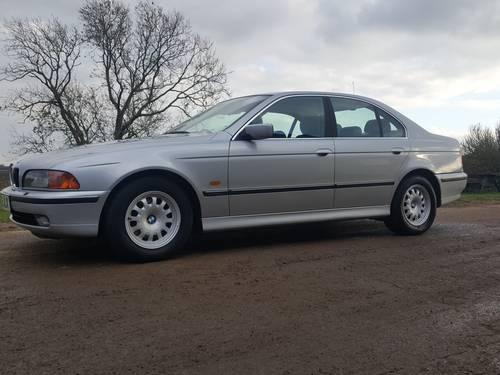 BMW 528i SE E39 1996 For Sale (picture 1 of 6)