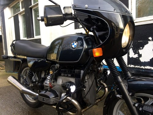 1994 Very smart bmw R80. SOLD (picture 1 of 6)