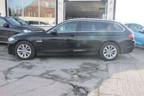 2013 BMW 5 SERIES 2.0 520D SE TOURING 5DR AUTOMATIC SOLD (picture 2 of 6)