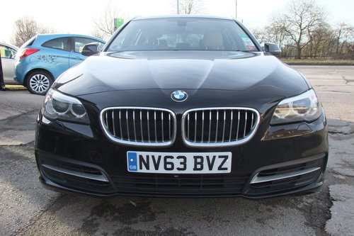 2013 BMW 5 SERIES 2.0 520D SE TOURING 5DR AUTOMATIC SOLD (picture 4 of 6)