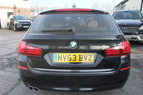 2013 BMW 5 SERIES 2.0 520D SE TOURING 5DR AUTOMATIC SOLD (picture 5 of 6)