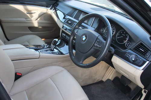 2013 BMW 5 SERIES 2.0 520D SE TOURING 5DR AUTOMATIC SOLD (picture 6 of 6)
