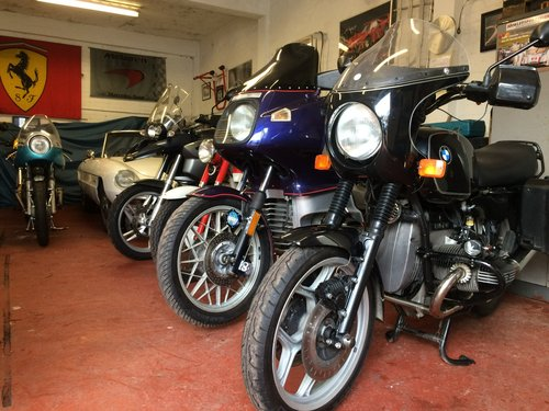 1994 Very smart bmw R80. SOLD (picture 6 of 6)