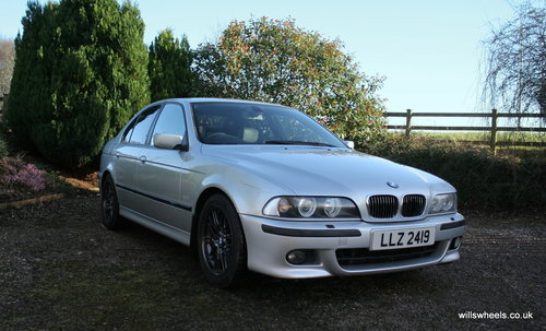 2000 BMW 540i Sport 6 Speed Manual +LSD For Sale (picture 1 of 6)