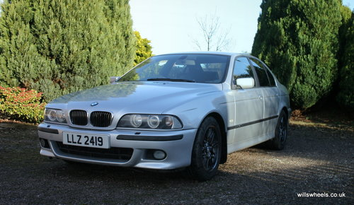 2000 BMW 540i Sport 6 Speed Manual +LSD For Sale (picture 2 of 6)