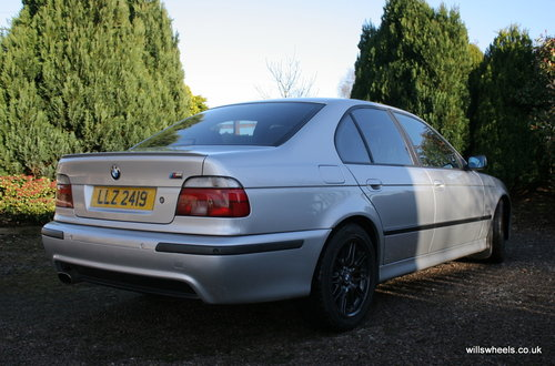 2000 BMW 540i Sport 6 Speed Manual +LSD For Sale (picture 5 of 6)