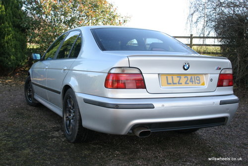 2000 BMW 540i Sport 6 Speed Manual +LSD For Sale (picture 6 of 6)