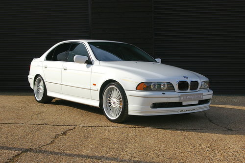 2002 BMW Alpina E39 B10 4.6 V8 Auto Saloon (67,879 miles) SOLD (picture 2 of 6)