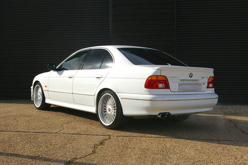 2002 BMW Alpina E39 B10 4.6 V8 Auto Saloon (67,879 miles) SOLD (picture 3 of 6)