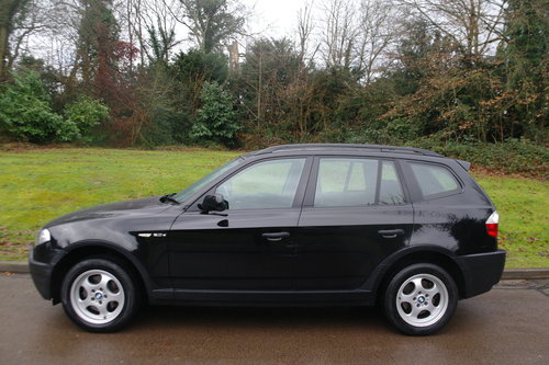 2006 BMW X3.. 2.0 Diesel.. BARGAIN TO CLEAR £1695.. SOLD (picture 2 of 6)