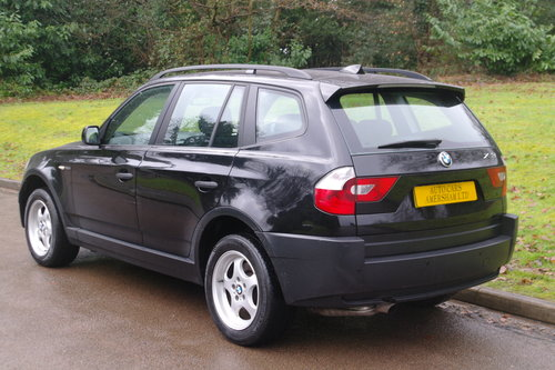 2006 BMW X3.. 2.0 Diesel.. BARGAIN TO CLEAR £1695.. SOLD (picture 6 of 6)