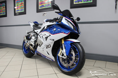 2015 BMW S1000RR HP For Sale (picture 1 of 6)