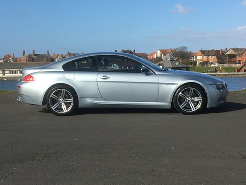 2006 BMW M6 5.0 V10 SMG COUPE For Sale (picture 2 of 6)