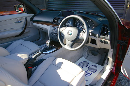 2012 BMW 135i M-Sport Convertible DCT Auto (15,123 miles) SOLD (picture 4 of 6)