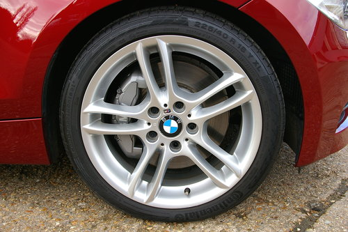 2012 BMW 135i M-Sport Convertible DCT Auto (15,123 miles) SOLD (picture 5 of 6)
