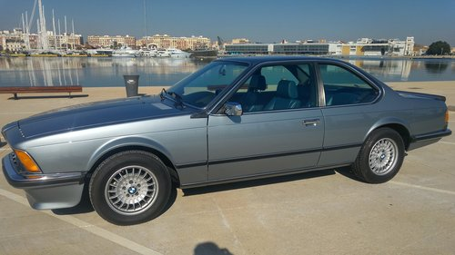 1985 Bmw 635 csi 1 e24 coupe For Sale (picture 1 of 6)
