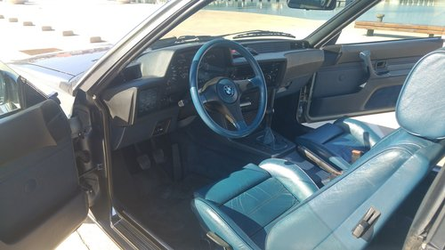 1985 Bmw 635 csi 1 e24 coupe For Sale (picture 2 of 6)