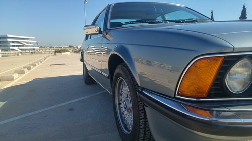 1985 Bmw 635 csi 1 e24 coupe For Sale (picture 5 of 6)