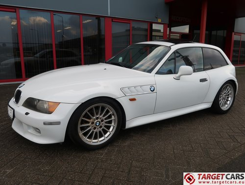 1999 BMW Z3 Coupe 2.8i Aut 193HP LHD For Sale (picture 1 of 6)