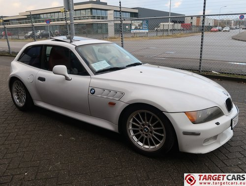 1999 BMW Z3 Coupe 2.8i Aut 193HP LHD For Sale (picture 2 of 6)