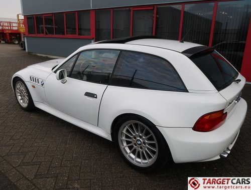 1999 BMW Z3 Coupe 2.8i Aut 193HP LHD For Sale (picture 4 of 6)