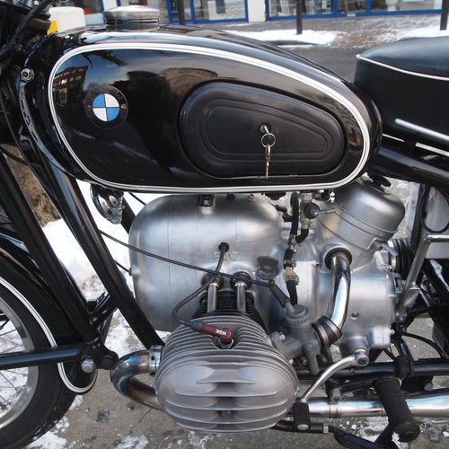 1956 BMW R50 Genuine UK Bike With Buff Logbook. SOLD (picture 3 of 6)