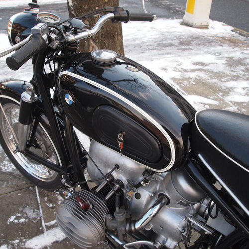 1956 BMW R50 Genuine UK Bike With Buff Logbook. SOLD (picture 5 of 6)