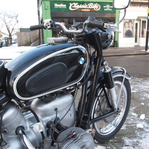 1956 BMW R50 Genuine UK Bike With Buff Logbook. SOLD (picture 6 of 6)