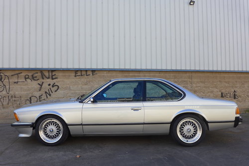 1979 BMW HARTGE H6S -38.000kms. For Sale (picture 1 of 6)