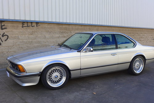 1979 BMW HARTGE H6S -38.000kms. For Sale (picture 2 of 6)