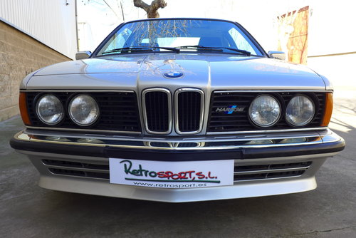 1979 BMW HARTGE H6S -38.000kms. For Sale (picture 3 of 6)