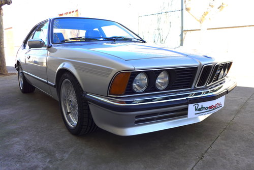 1979 BMW HARTGE H6S -38.000kms. For Sale (picture 4 of 6)